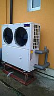 Тепловой насос воздух-вода TEPLOMIR EVI15 15кВт
