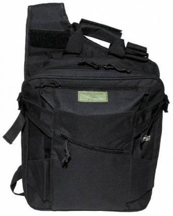 MFH Универсальный Рюкзак-Жилет BLACK, фото 2