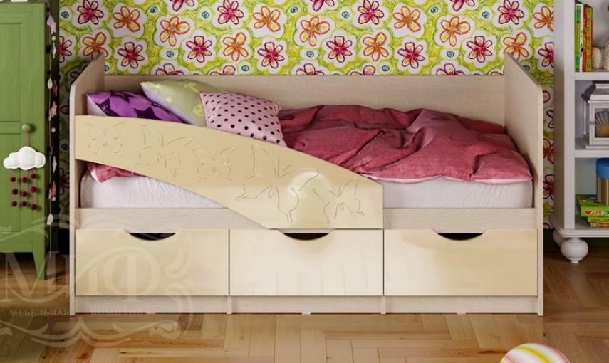 Детская односпальная кровать Супер Люкс