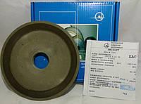 Алмазный шлифовальный круг (12R4) 150х5х3х16х32 Пилоточка Базис АС4 Связка В2-01