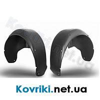 Защита колесных арок (подкрылки) Mitsubishi Outlander XL