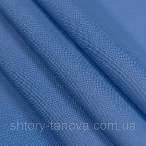 Габардин, сиренево-голубой