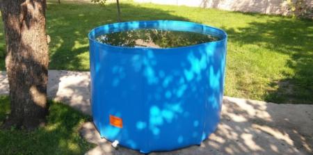 Садовые емкости 1500л, фото 2