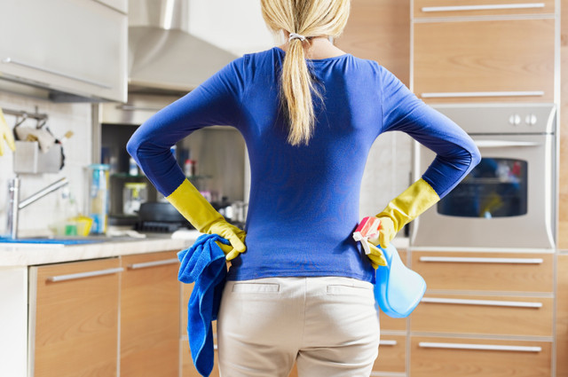 Средства по уходу за кухней