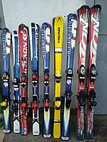 Гірські лижі оптом 130 - 157 см, 9 пар по 820 грн