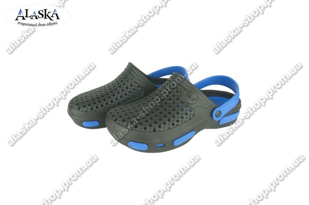 Мужские Сабо  (Код: Crocs Муж трансформеры)