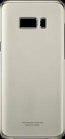 Чехол Samsung Clear Cover EF-QG955CFEGRU Gold