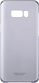 Чехол Samsung Clear Cover EF-QG955CVEGRU Violet