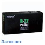 Радиальный пластырь R 22 80 х 175 мм 2 слоя корда Россвик Rossvik
