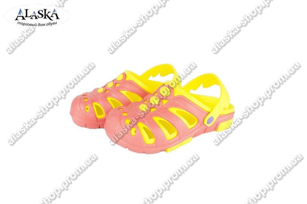 Детские кроксы (Код: Дет сабо)