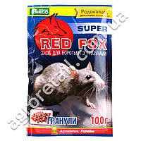 Агрохімпак Red Fox super гранула 100 г