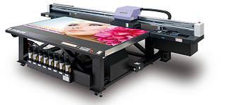 Планшетный светодиодный УФ принтер Mimaki JFX200-2513