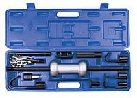 Набор для кузовного ремонта (обратный молоток и 9 насадок), 10 пр.9CH01 King Tony 9CH01