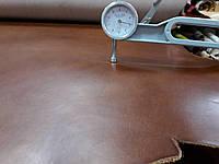 Ворот ременной OREGON Vegetale коричневый КОНЬЯК 1 сорт 2,8-3,0 мм Италия