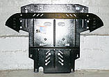 Захист картера двигуна і акпп Volkswagen Passat B5 1996-, фото 4