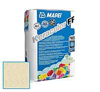 Затирка Mapei Keracolor FF 131/2кг ваниль