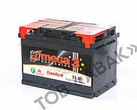 Аккумулятор6СТ-60-АЗ 600А. A-MEGA Premium(M5)