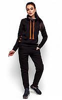 Унікальний чорний спортивний костюм Lester (S, M)