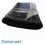 Сырая вулканизационная резина 3 мм Белая Церковь Украина цена за кг