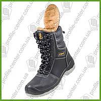 Сапоги рабочие кожаные (зима), с металлическим носком URGENT 113 S3