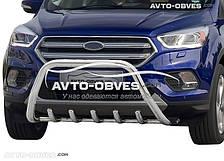 Кенгурятник Ford Kuga 2017-... (облегчённый, AISI304)