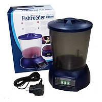 Автоматическая кормушка для рыбы, пруда AquaForte Automatic Fish Feeder