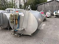 Охладитель молока закритого типа Serap  обєм 3000 л