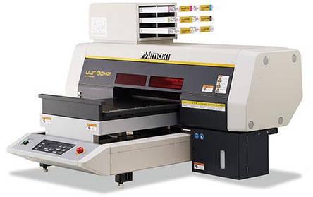 Настольный уф принтер Mimaki UJF-3042FX, фото 2