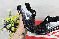 Кроссовки женские кросівки жіночі найк Nike Flyknit Air Max