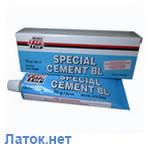 Специальный цемент BL 70 г клей для ремонта камер и шин Tip top Германия