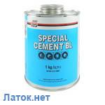 Специальный цемент BL 710 мл клей для ремонта камер и шин 1000 гр Tip top Германия