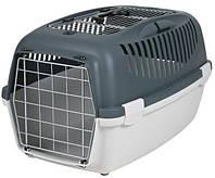 Переноска Trixie 3986 Capri III Open Top Tour Transp для собак и кошек, 61Х40Х38 см 12кг