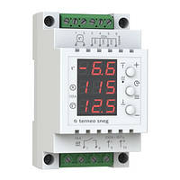 Терморегулятор terneo sneg (для систем снеготаяния) гарантия 36 месяцев