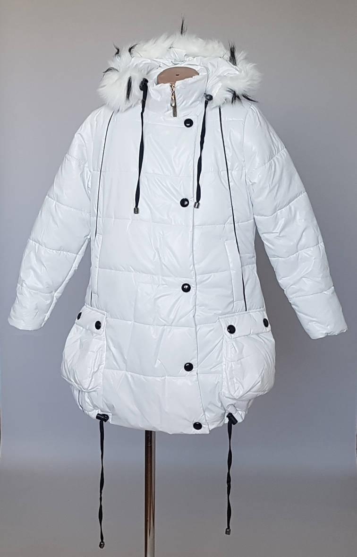Куртка детская на овчине до 146 размера