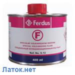 Вулканизационная жидкость F 400 мл для ремонта шин Ferdus Чехия
