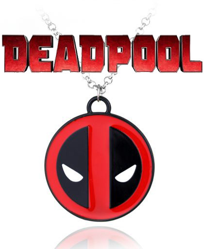 Кулон Дэдпул Deadpool Marvel