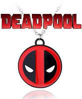 Кулон Дэдпул Deadpool Marvel