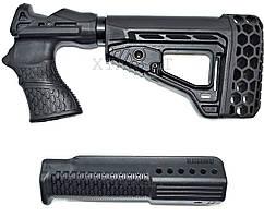 Обвес тактический BLACKHAWK Knoxx Spec Ops Stock Gen III для Rem 870 , черный