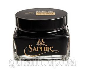 Крем для гладкой кожи Saphir Medaille D'or Creme 1925 цвет черный (01) 75 мл