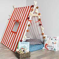 Детские игровые палатки - отличная находка для родителей