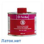 Очистительный раствор специальный для самоклеющихся грузиков 400 мл Ferdus