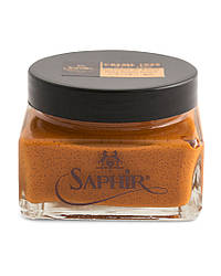 Крем для гладкой кожи Saphir Medaille D'or Creme 1925 цвет светло коричневый (03) 75 мл