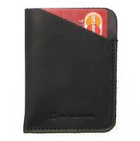 Кожаная документница, визитница, картхолдер, обложка для водительского удостоверения, для документов, на права