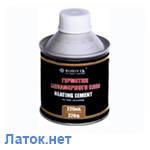 Герметик бескамерного слоя иннерлайнер 250 мл с кисточкой Россвик Rossvik