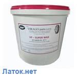 Монтажная паста Vp Super Wax красная 5 кг Virago Словакия
