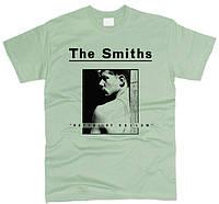 The Smiths Футболка — Купить Недорого у Проверенных Продавцов на Bigl.ua 5ca126a12306b