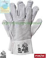 Перчатка из яловой кожи REIS (RAW-POL) Польша RBCS JS