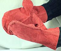 Перчатки рабочие (спилок)
