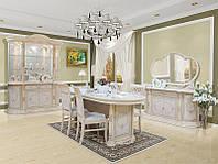 Стенка в гостиную Вивальди с декоративной подсветкой, модульная мебель в гостинную комнату Новинка, фото 1