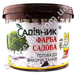 Краска садовая Садовник ведро 6.5 кг